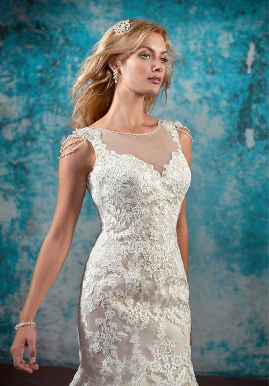 Karelina Sposa Exclusive C8064 Mermaid Wedding Dress
