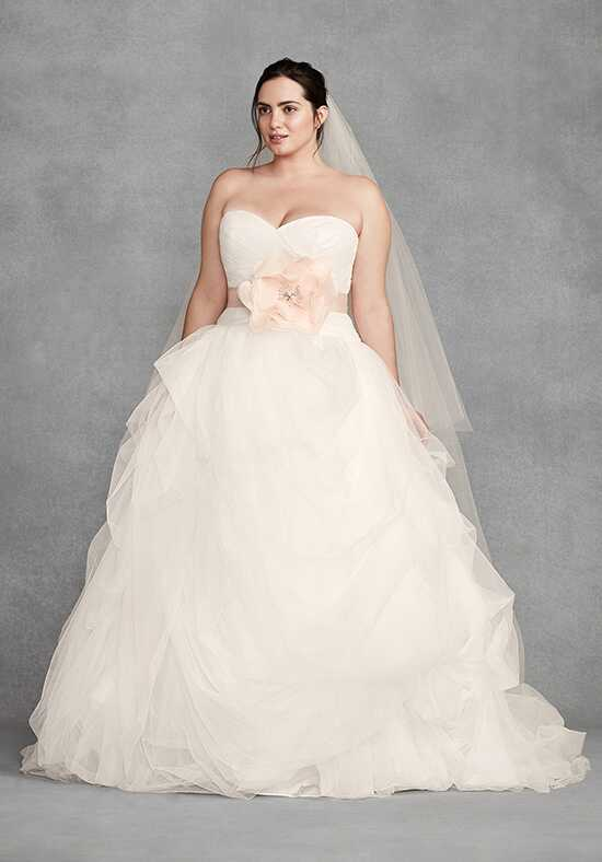 White by Vera Wang White by Vera Wang Style 8VW351339 Ball Gown Wedding Dress