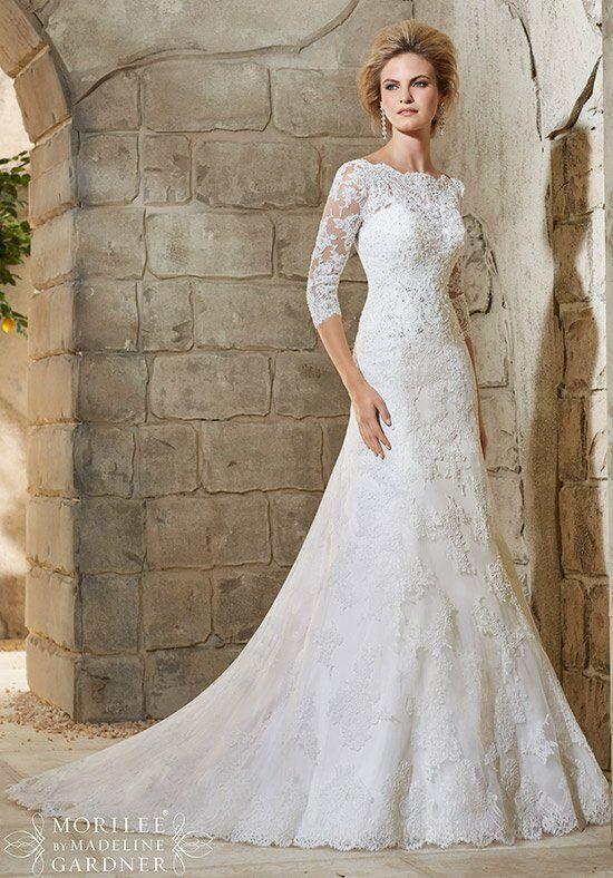 Mori lee 2702 wedding dress