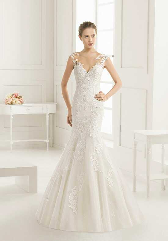 Two by Rosa Clará EYSA Mermaid Wedding Dress