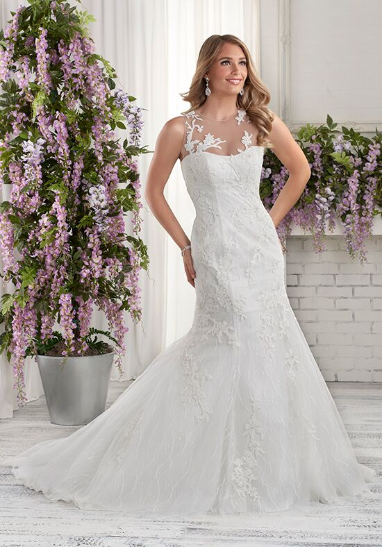 Unforgettable by Bonny Bridal 1615 Wedding Dress