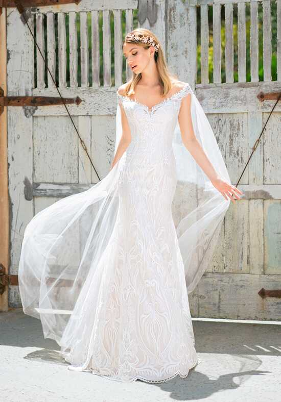 Val Stefani Ferrera Mermaid Wedding Dress