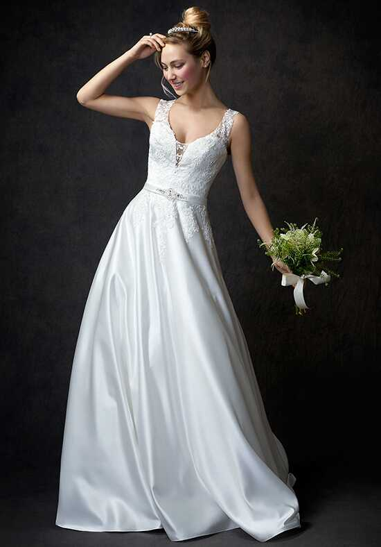 Kenneth Winston: Gallery Collection GA2309 A-Line Wedding Dress