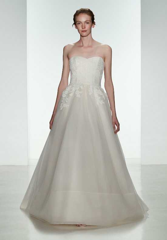 Amsale M646/ Amal Ball Gown Wedding Dress