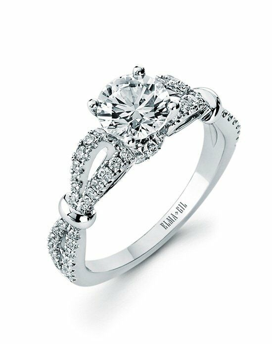 elma gil dr 624 platinum white gold wedding ring - Dr Who Wedding Ring