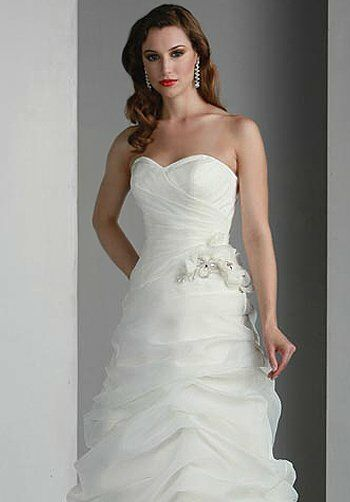DaVinci Bridal 50008 Wedding Dress
