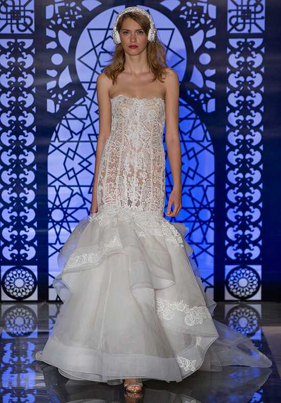 Reem Acra Giselle Wedding Dress photo