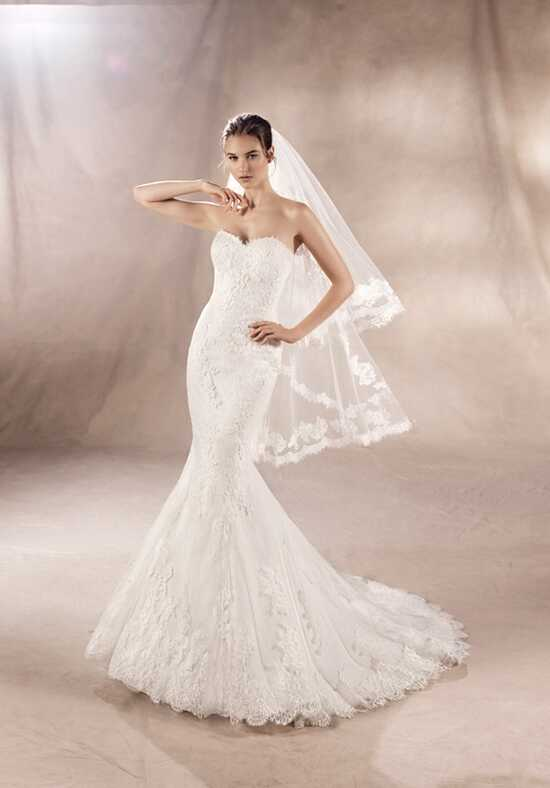 WHITE ONE YUMEI Mermaid Wedding Dress