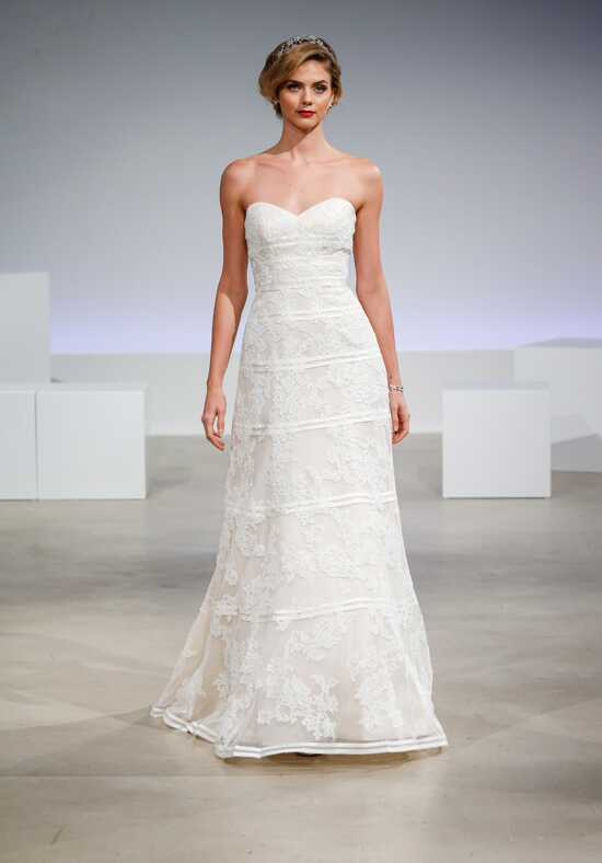 Anne Barge Eva A-Line Wedding Dress