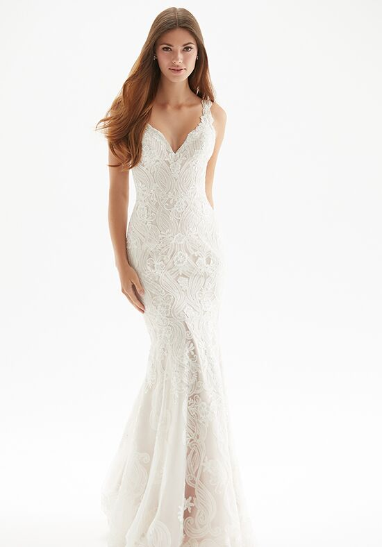 Madison James MJ405 Sheath Wedding Dress