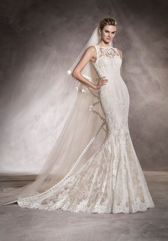 PRONOVIAS AURA Mermaid Wedding Dress