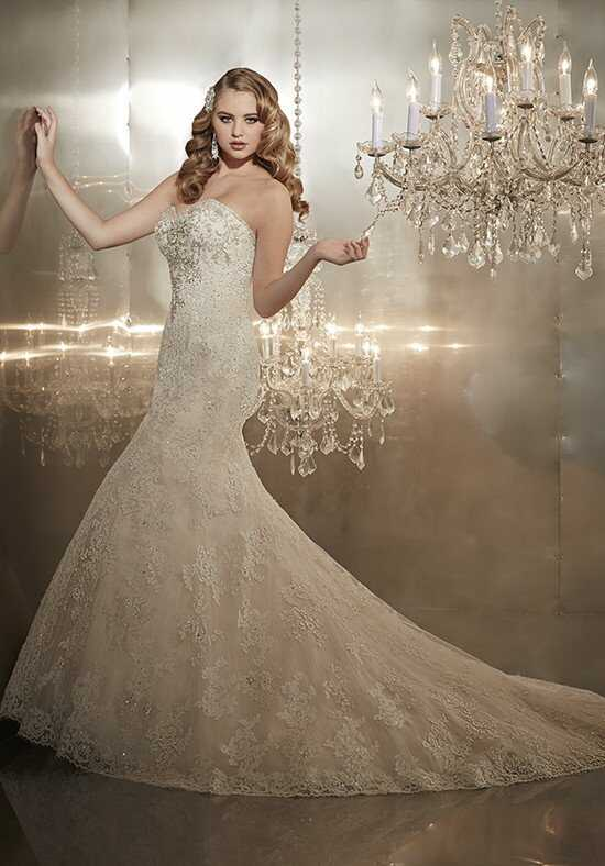 Christina Wu Brides Style 15565 Mermaid Wedding Dress