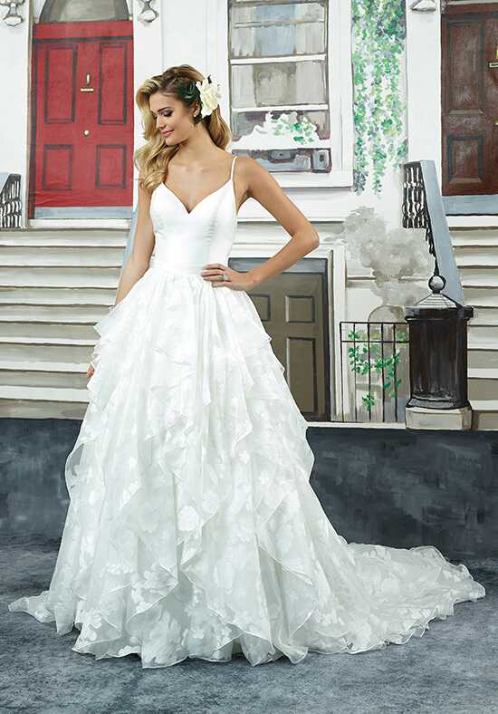 Justin Alexander 8948 Ball Gown Wedding Dress