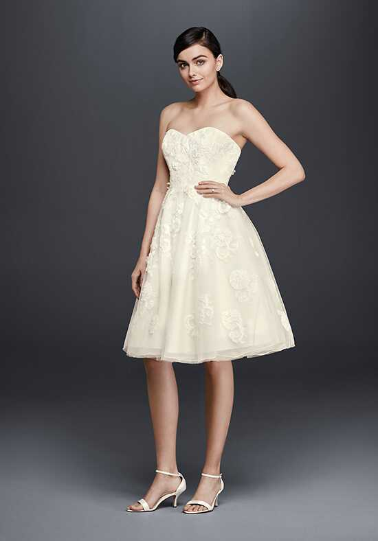 David's Bridal Cheers Cynthia Rowley Style CR341606 Wedding Dress photo