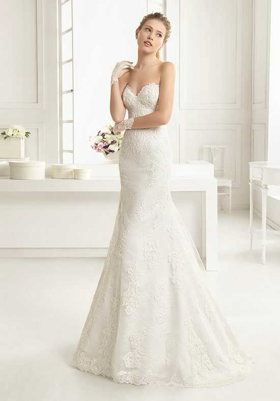 Two by Rosa Clará ETERNO A-Line Wedding Dress