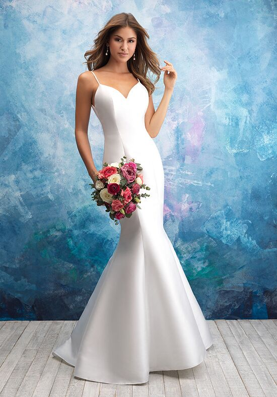 Allure Bridals 9558 Mermaid Wedding Dress