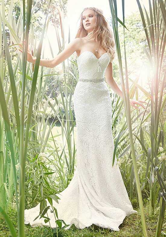Ti Adora By Alvina Valenta 7552 Mermaid Wedding Dress