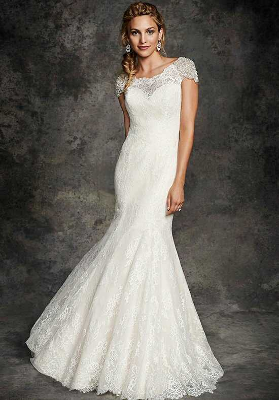Ella Rosa BE253 Mermaid Wedding Dress