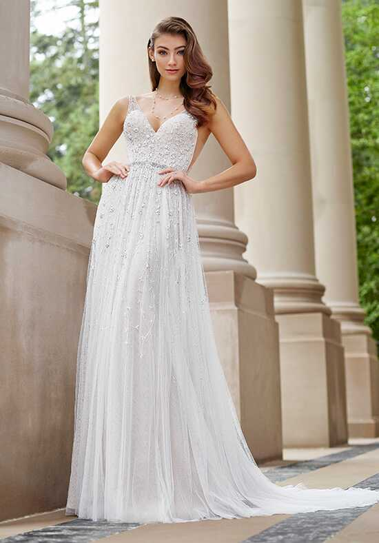 Martin Thornburg a Mon Cheri Collection 118254 Stanza A-Line Wedding Dress