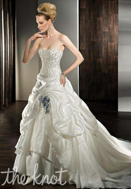 Demetrios 2847 A-Line Wedding Dress