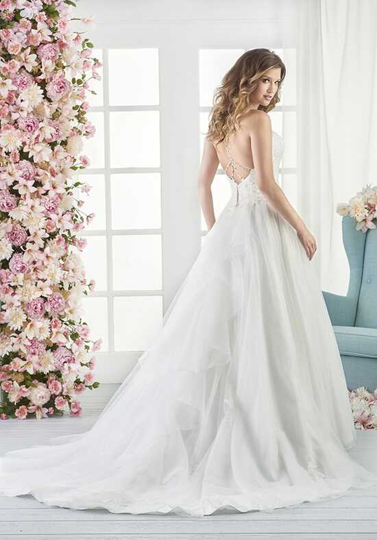 Bonny by Bonny Bridal 802 A-Line Wedding Dress