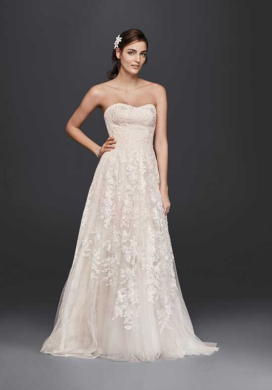 Melissa Sweet for David's Bridal Melissa Sweet Style MS251174 A-Line Wedding Dress