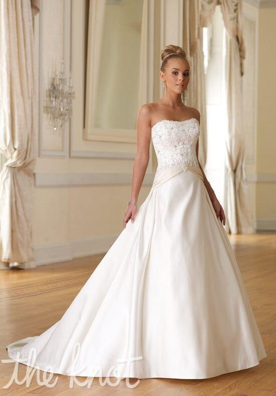 David Tutera For Mon Cheri 210251 Autumn Wedding Dress - The Knot