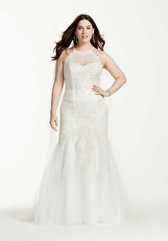 David's Bridal Jewel Style 9WG3735 Wedding Dress photo