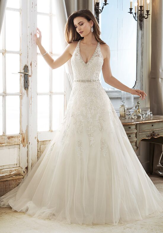 Sophia Tolli Y11878 Kali A-Line Wedding Dress