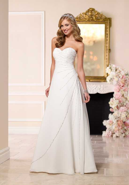 Stella York 6261 A-Line Wedding Dress
