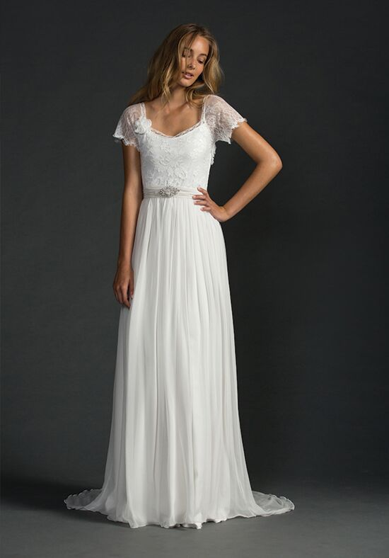 Grace Loves Lace Emme Waisted Wedding Dress