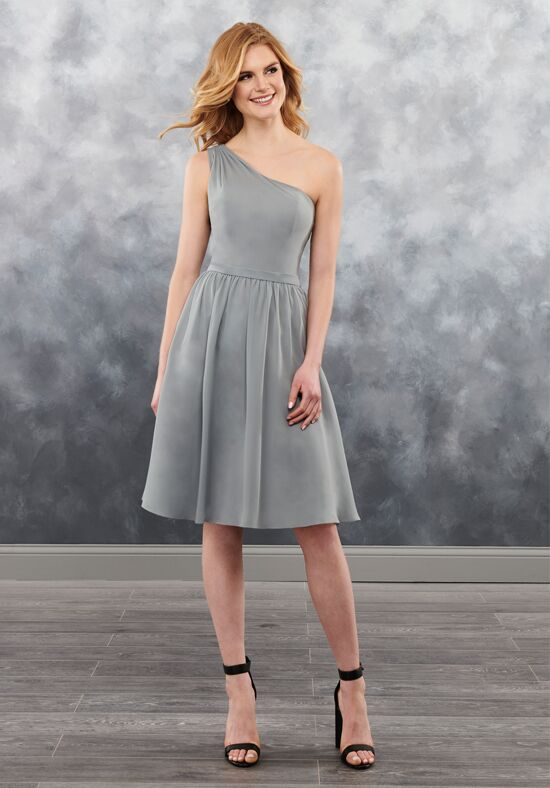 Amalia by Mary's Bridal MB7030 One Shoulder Bridesmaid Dress