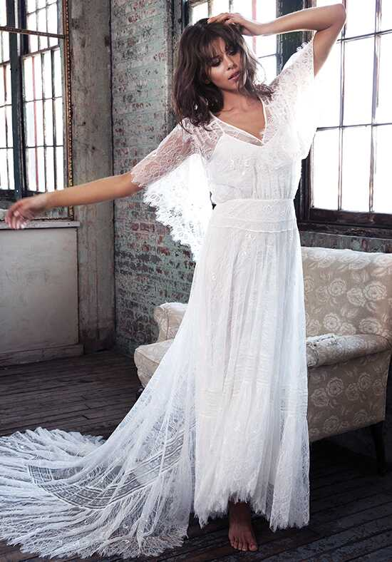 Grace Loves Lace Sofia Sheath Wedding Dress