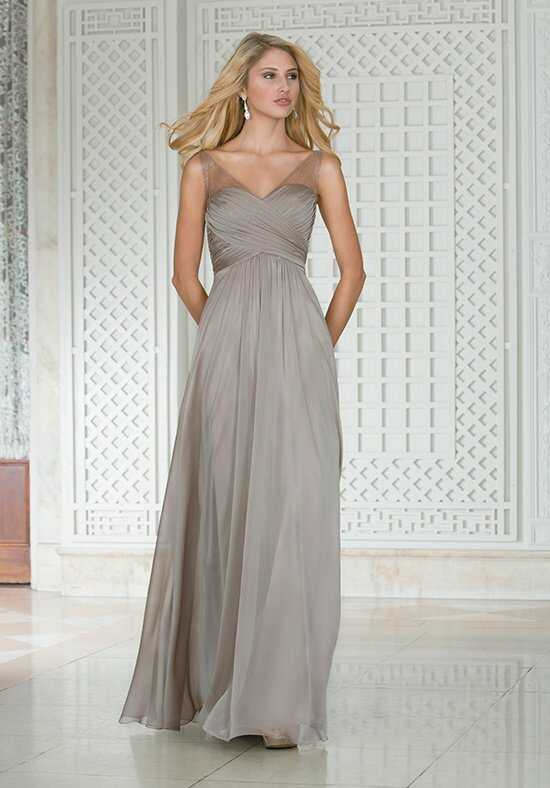 Belsoie L174002 V-Neck Bridesmaid Dress