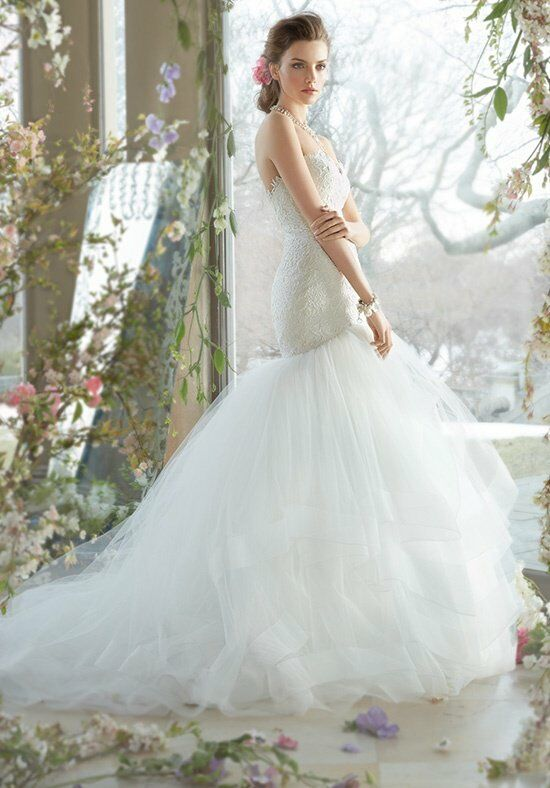 Tara Keely by Lazaro 2400 Wedding Dress