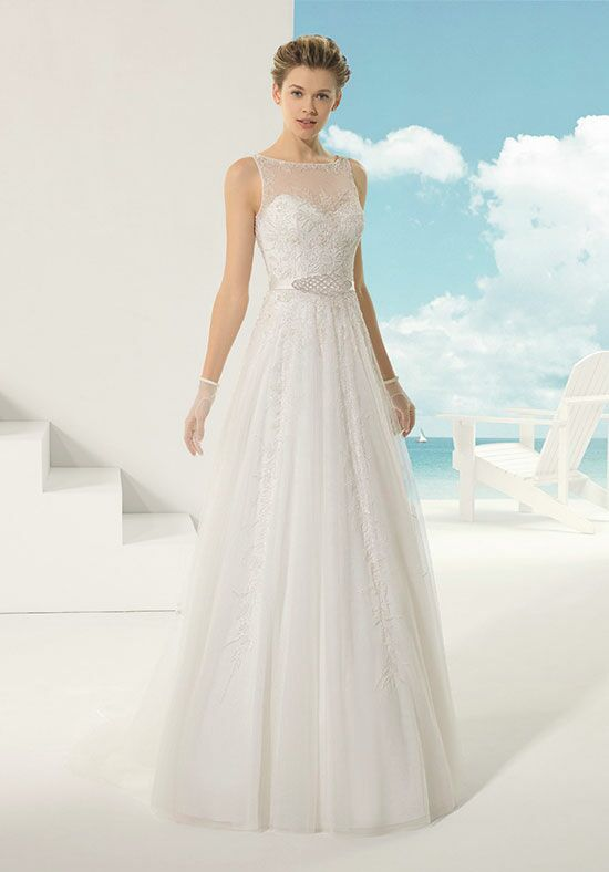 Soft by Rosa Clará Vital A-Line Wedding Dress