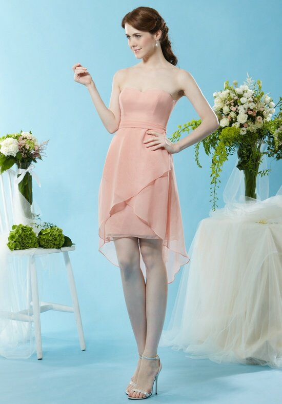 Eden Bridesmaids 7438 Sweetheart Bridesmaid Dress