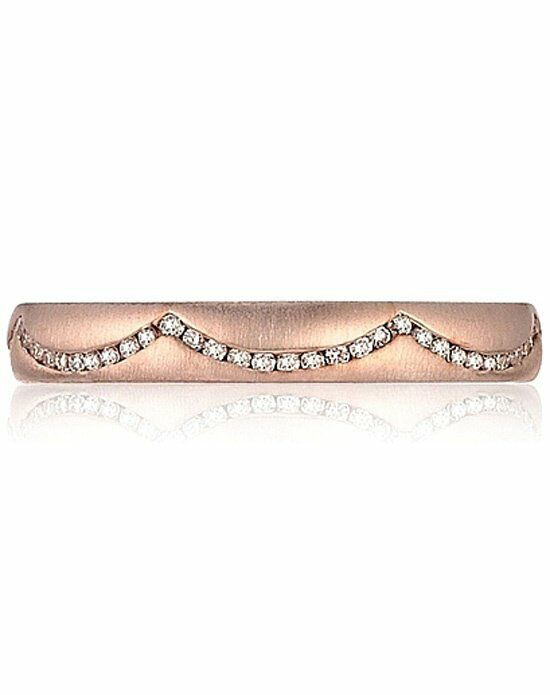 Since1910 92-3RDETS Rose Gold Wedding Ring