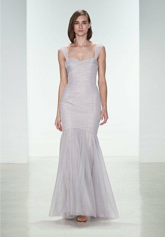 Amsale bridesmaids g764c bridesmaid dress the knot for Amsale wedding dress price