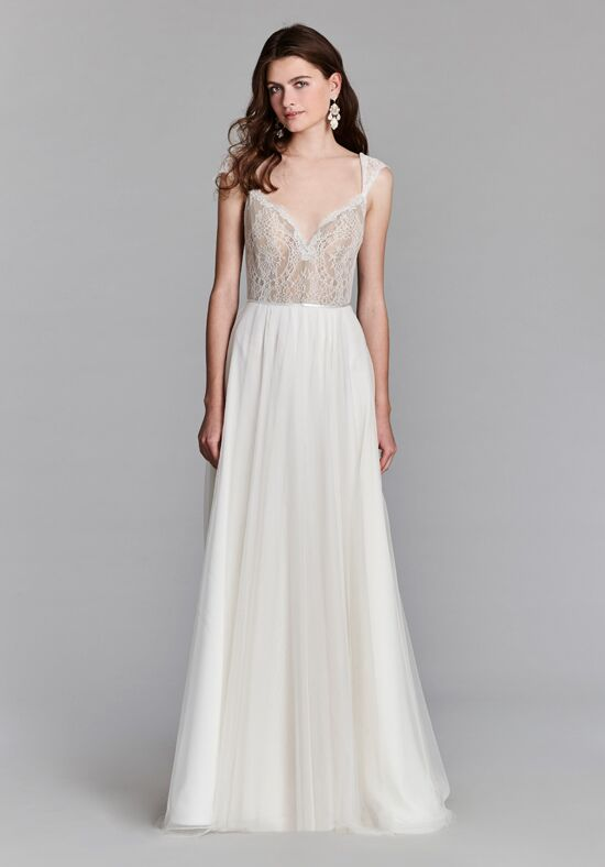 Jim Hjelm 8707 A-Line Wedding Dress