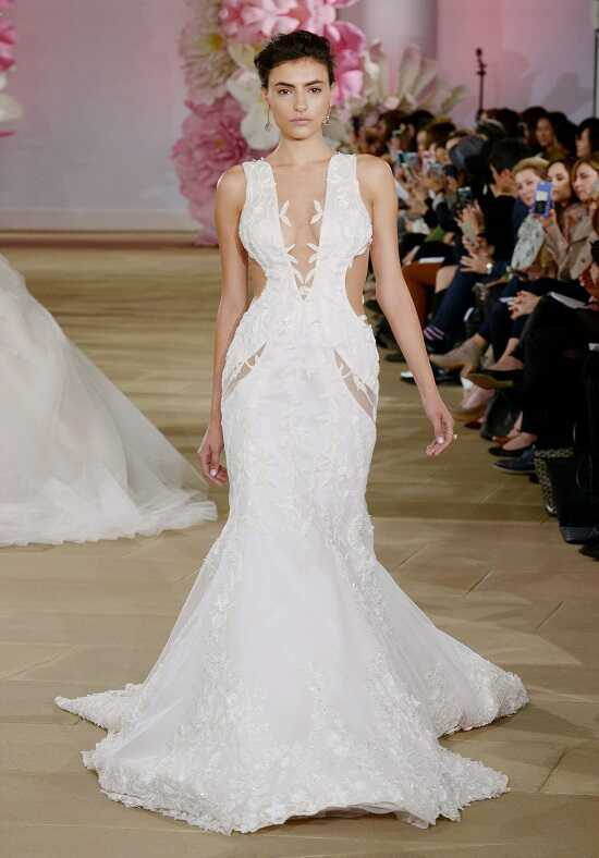 Ines Di Santo Vision Mermaid Wedding Dress