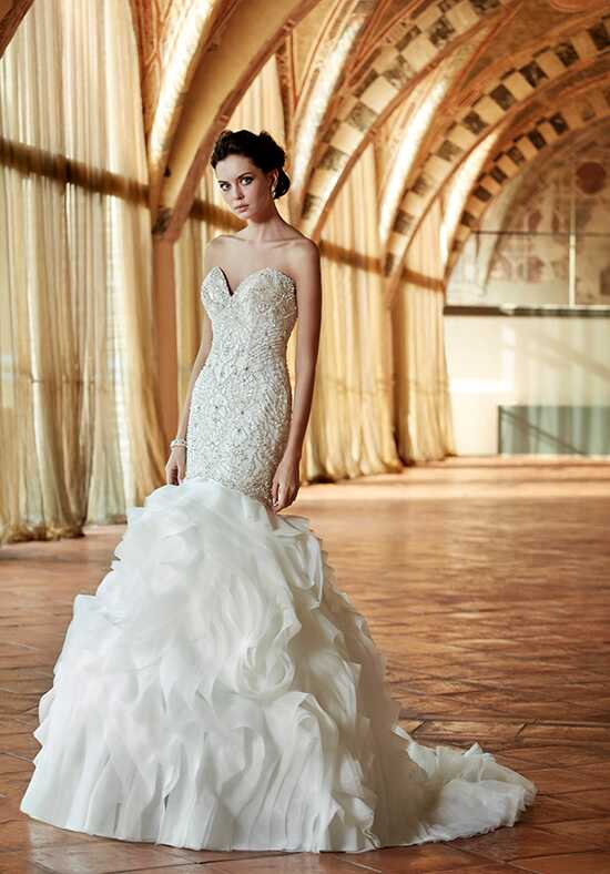 Eddy K CT178 Mermaid Wedding Dress