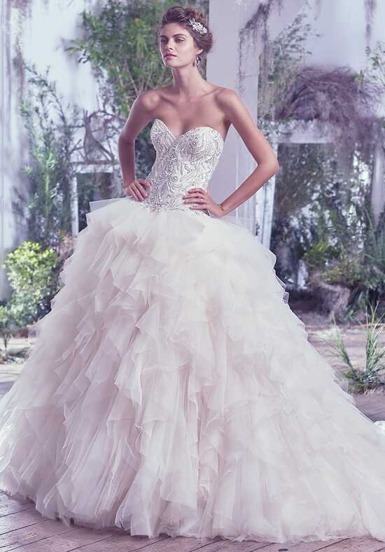 Maggie Sottero Castalia Ball Gown Wedding Dress