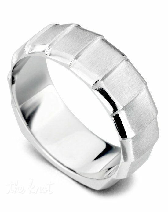 Mark Schneider Design - Wedding Rings Infinite - 19630 Platinum, White Gold Wedding Ring