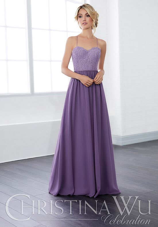 Christina Wu 22815 Sweetheart Bridesmaid Dress