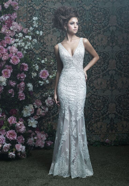 Chiffon Couture Wedding Dresses