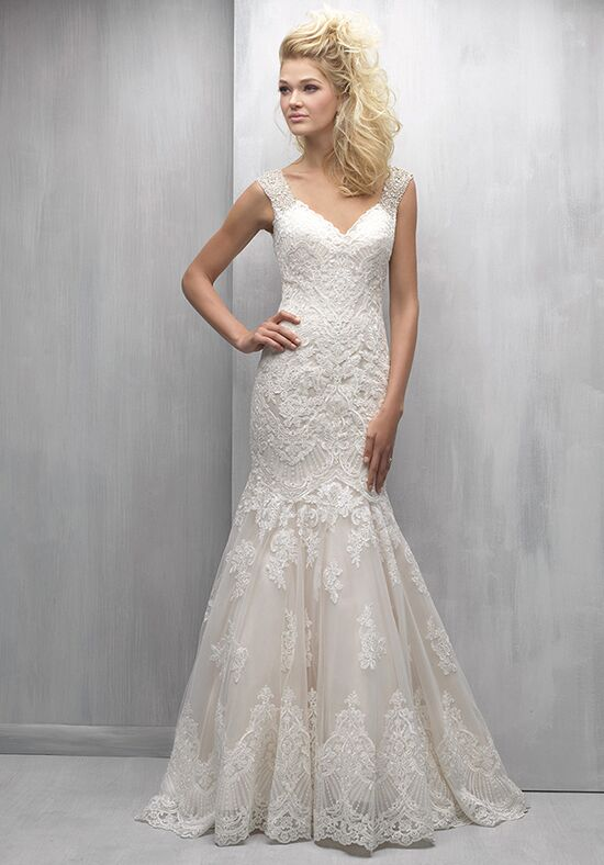Madison James MJ262 A-Line Wedding Dress
