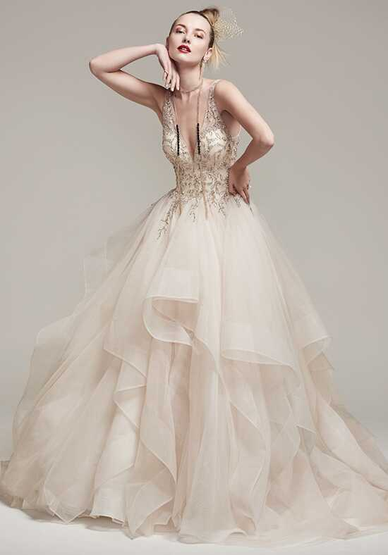 Sottero and Midgley Amélie Ball Gown Wedding Dress
