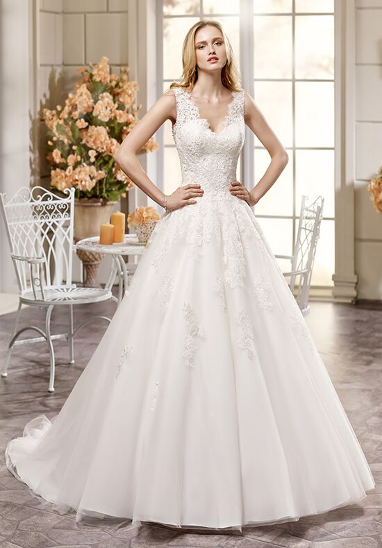 Eddy K 77992 Ball Gown Wedding Dress