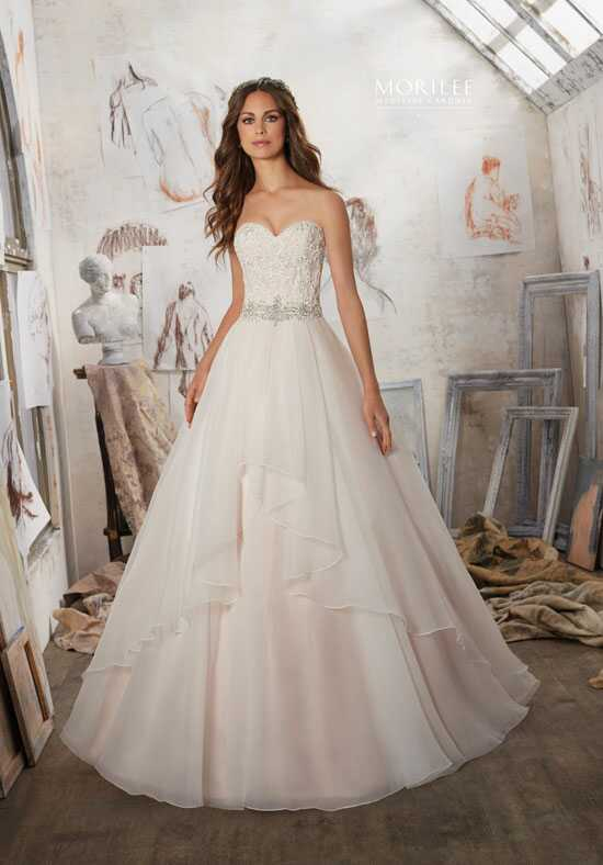 Blu by Madeline Gardner 5511 Wedding Dress photo